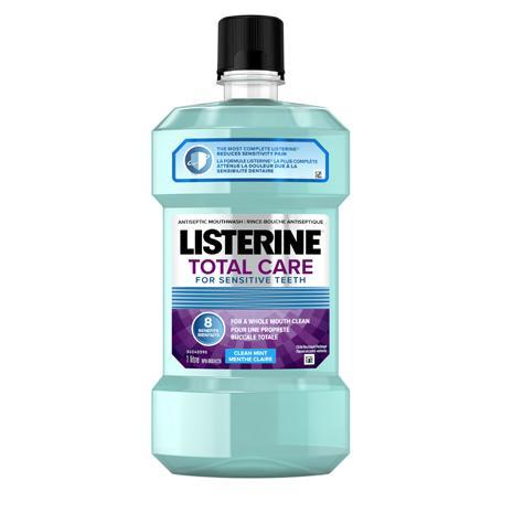 Listerine Total Care Sensitive Teeth Mouthwash