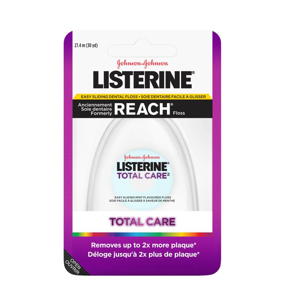 Listerine Total Care Easy Gliding Floss