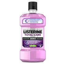LISTERINE TOTAL CARE ZERO® Alcohol Free Mouthwash