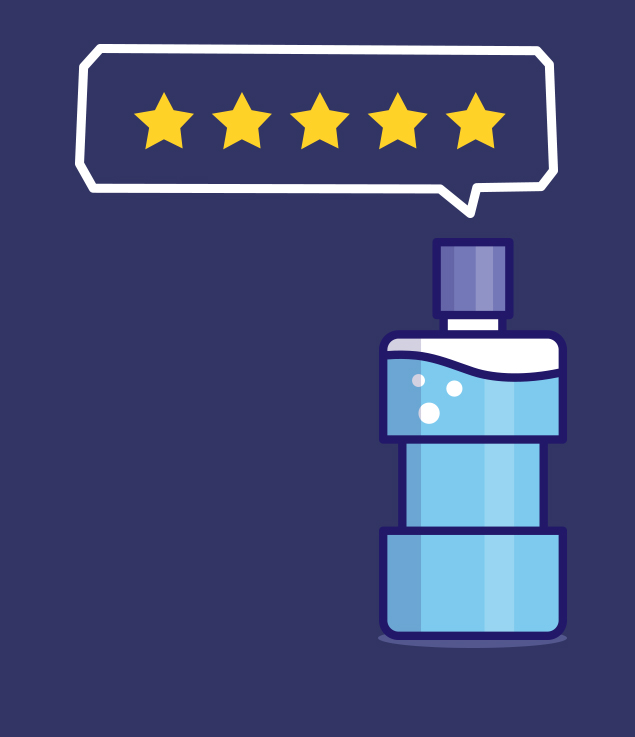 Listerine Review and Rate Products